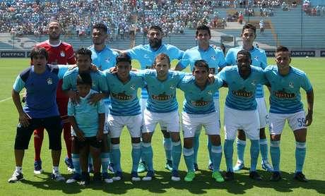 Mauricio Viana fue artífice del empate de Sporting Cristal en la Libertadores