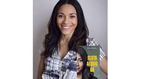 Nunca Pare de Caminhar é o título do livro de Christina, dedicado às palavras da mãe biológica dela