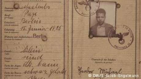 Identidade de Theodor Wonja Michael
