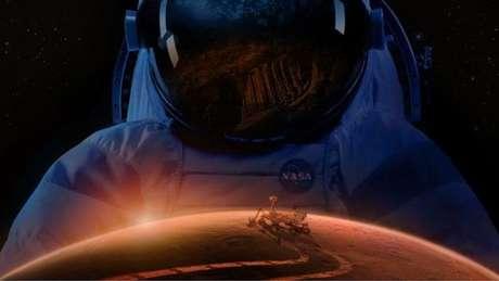 Nasa prevê comunidade humana em Marte a partir da década de 2030