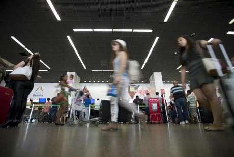 Cobrança extra de bagagem entra em vigor em 14 de março