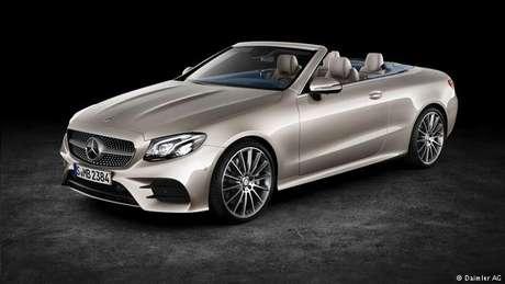 Mercedes Conversível