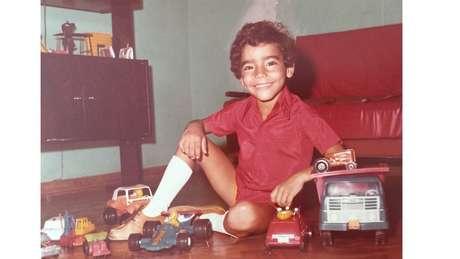 Por causa do alto índice de doenças, Mauro queria ser médico quando criança -