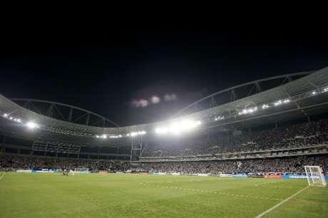 Expectativa é de casa cheia para a estreia do Glorioso na fase de grupos da Libertadores (Vitor Silva/SSPress)