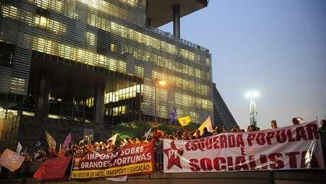"""Em período de governo do PT se instalou uma """"clara cleptocracia no Brasil"""", diz Gilmar"""