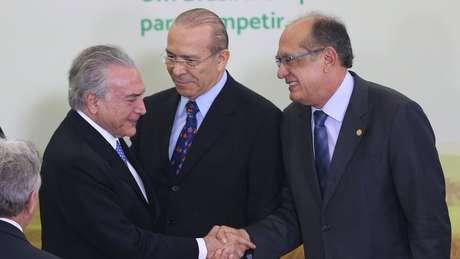 Embora seja amigo do presidente, Gilmar Mendes nega que seja suspeito para conduzir processo contra Temer
