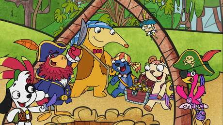La nueva temporada de Doki se podrá ver a las 9:00 a.m. por Discovery Kids.