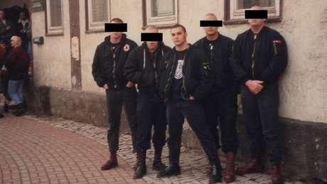 Christian Picciolini fez parte de um dos grupos neonazistas mais influentes dos EUA entre 1987 e 1995