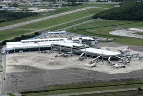 O Aeroporto Internacional de Salvador é um dos quatro a serem concedidos à iniciativa privada