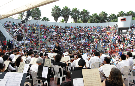 Concierto espera congregar a más de 10 mil personas.