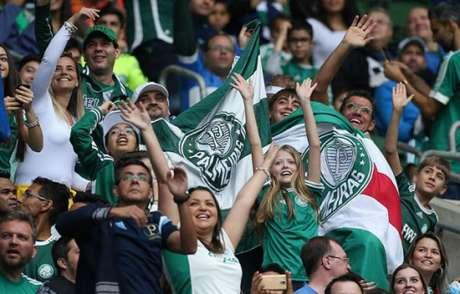 Palmeiras terá casa cheia na estreia na Libertadores (Foto: Agência Palmeiras)