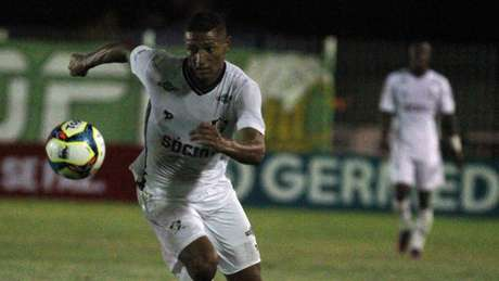 Richarlison marcou o primeiro gol do Fluminense diante do Boavista (Foto: NELSON PEREZ/FLUMINENSE F.C.)