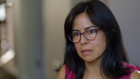 Margarita diz yer sido difícil manter o otimista devido à falta de qualquer tipo de resposta do filho