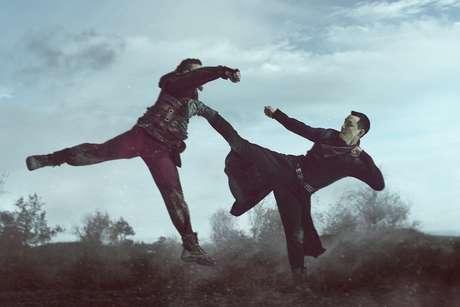 Esta nueva entrega de 'Into the Badlands' contará con diez episodios de una hora.