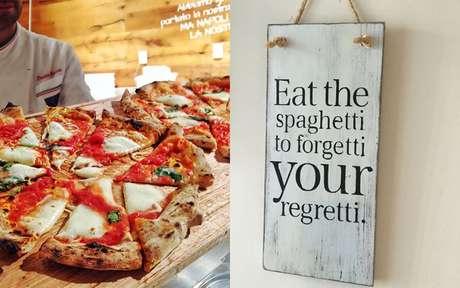 Comer bem que mal tem? Conheça lugares incríveis em SP que vão fazer você se sentir na Itália