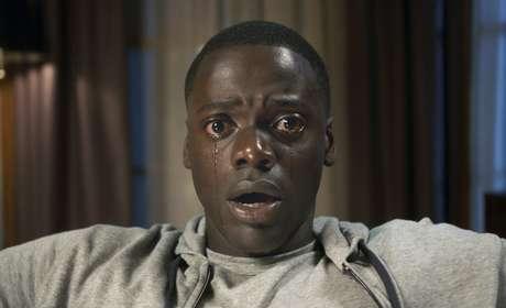 """En esta imagen difundida por Universal Pictures, Daniel Kaluuya en una escena de """"Get Out""""."""