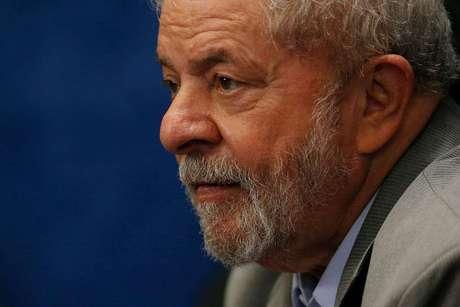 Lula disse que é vítima de um massacre