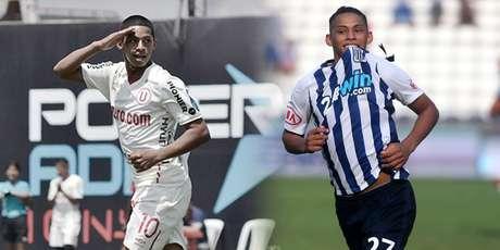 Kevin Quevedo suma 225 minutos en Alianza Lima en el 2017 en el inicio de la temporada, casi 6 veces más de lo que jugó con Universitario de Deportes en toda la temporada pasada.