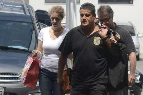 Luis Carlos Velloso, subsecretário estadual de Turismo, foi preso por suspeita de corrupção na construção da Linha 4 do metrô do Rio de Janeiro