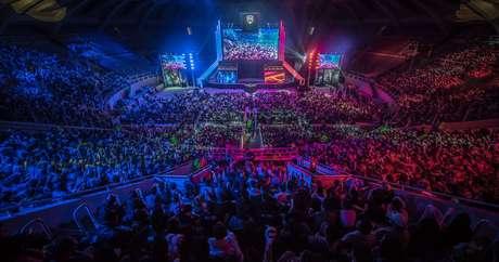 League of Legends é um dos jogos online mais assistidos do mundo