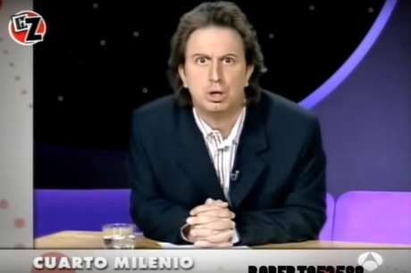 Iker Jiménez fue uno de los personajes imitados en 'Homo Zapping'
