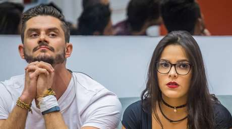 Marcos e Emilly: ao invés de diversão, infindáveis discussões