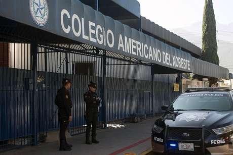 Dan de alta a menor baleado en colegio de Monterrey