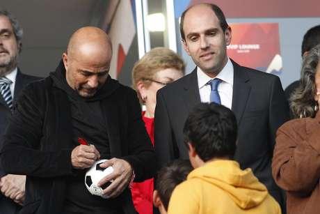 Caso ANFP: Realizan audiencia de sobreseimiento de Jorge Sampaoli