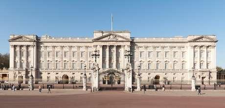 Imagem do Palácio de Buckingham