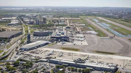 Grupo alemão venceu leilão e vai assumir o aeroporto Salgado Filho, em Porto Alegre