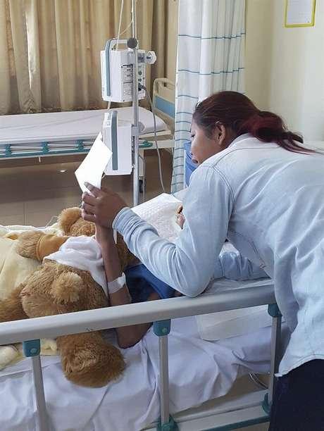 O caso da cambojana chegou à expatriada Yulia Khouri, também moradora de Siem Reap, no noroeste do Camboja pelas redes sociais
