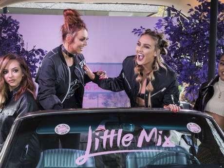 Jesy e Perrie, do Little Mix, esclarecem boato sobre briga