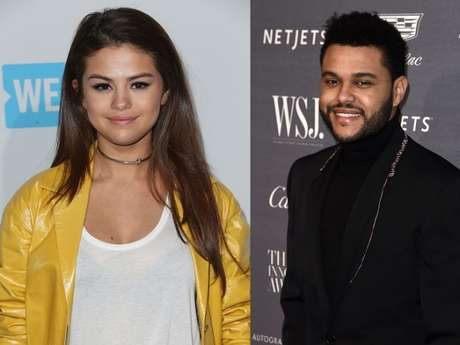 Selena Gomez e The Weeknd passam final de semana juntinhos
