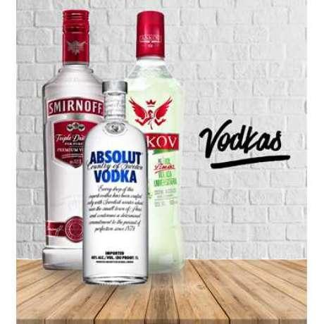 Guia básico de tudo que você precisa saber sobre as vodkas