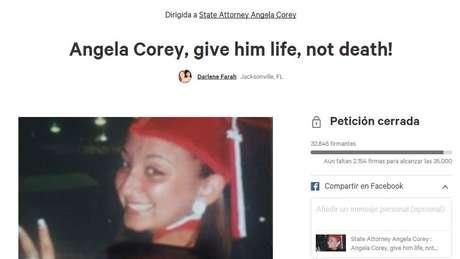 Darlene Farah criou abaixo-assinado virtual para salvar vida de assassino da filha