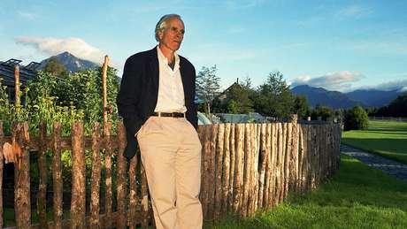 Douglas Tompkins era considerado uma figura polêmica no Chile