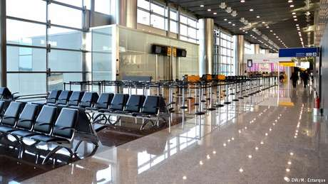 Aeroporto Internacional de Guarulhos, São Paulo