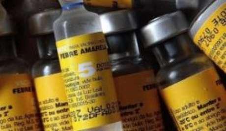 Vacina contra febre amarela Divulgação/Prefeitura de Pitangueiras (SP)