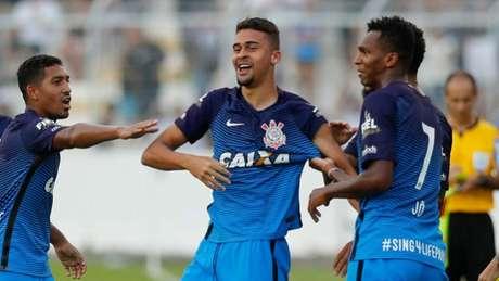 Corinthians já tem vaga nas quartas de final do Paulista (Marcello Zambrana/AGIF)