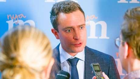 Político sueco usou milhas indevidamente, mas escândalo dominou jornais e chamou a atenção da Agência Nacional Anticorrupção da Suécia