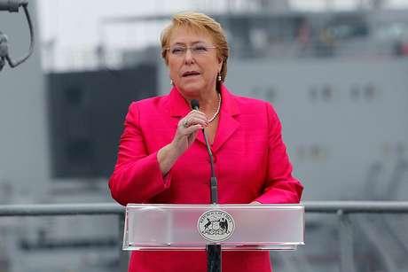 "Bachelet asegura que la publicación es un ""polémica artificial"""