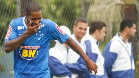 Dedé está relacionado para o jogo do Cruzeiro contra o Joinville, na Primeira Liga(Foto: Thomas Santos/AGIF/LANCE!Press)