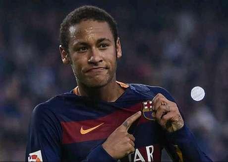 Neymar está no Barcelona desde a temporada 2013/14 (Foto: Reprodução)