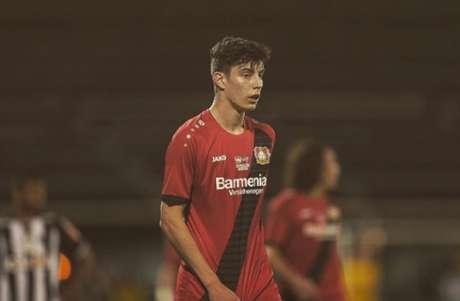 GALERIA: A joia em imagens. Conheça Kai Havertz, de 17 anos, já chamado de 'novo Özil' pela imprensa europeia