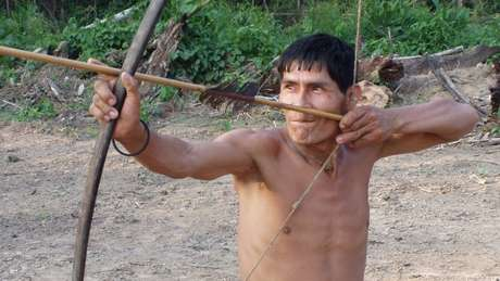 Os tsimane têm um estilo de vida bastante ativo