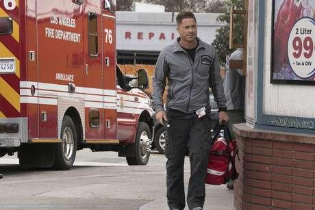 El drama médico protagonizado por Rob Lowe entra en cuarentena.