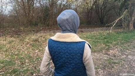 Rima A. viajou da Síria para a Alemanha num programa internacional de mestrado