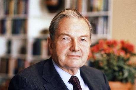 Murió David Rockefeller a los 101 años
