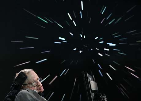 Stephen Hawking, o gênio da física