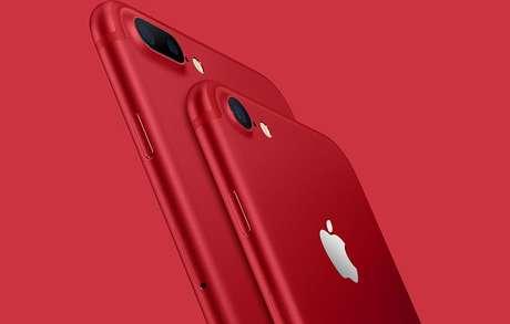 Apple lanza el primer iPhone rojo con causa